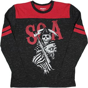 SOA Reaper Long Sleeve T-Shirt