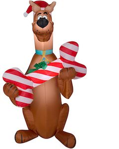 Scooby-Doo Christmas Inflatable