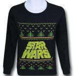 Star Wars Logo Christmas Sweater