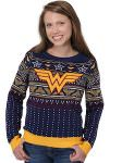 DC Comics Wonder Woman Christmas Sweater