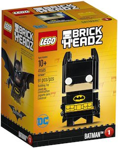 Batman LEGO BrickHeadz Figurine