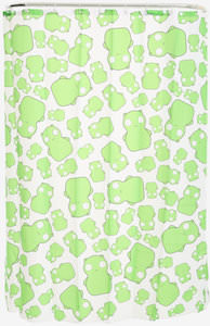 Kuchi Kopi Shower Curtain in our Bob's Burgers store