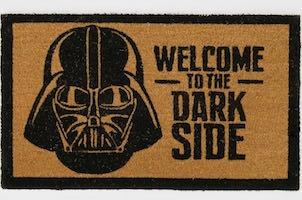 Star Wars Darth Vader doormat