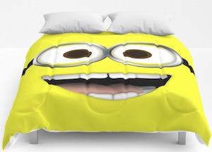 Minion Comforter