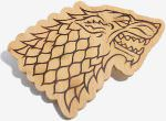 Stark Direwolf Cutting Board