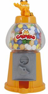 Garfield Gumball Machine