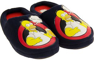 Homer Simpson Beer Slippers