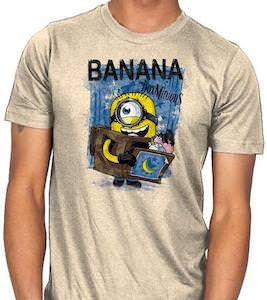 Minion In A Box T-Shirt