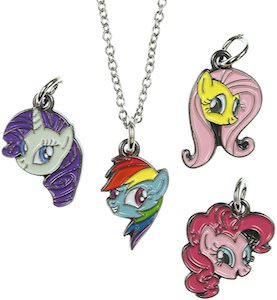 My Little Pony Necklace Set