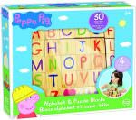 Peppa Pig Alphabet Blocks