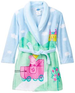 Princess Peppa Pig Bath Robe