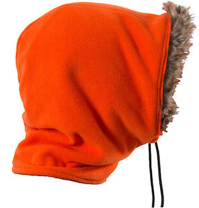 Orange Kenny Hood