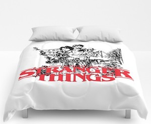 Stranger Things Comforter