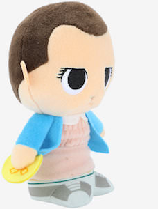 Eleven With Eggo Plush