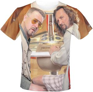 The Big Lebowski Bowling T-Shirt