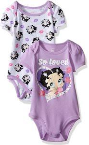 Baby Betty Boop Bodysuit
