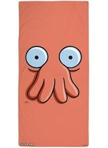 Futurama Dr. Zoidberg Beach Towel