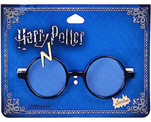 Harry Potter Lightning Bolt Glasses
