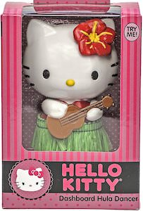 Hello Kitty Hula Dancer Figurine