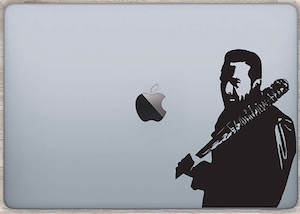 The Walking Dead Negan Laptop Decal