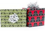 Star Wars Yoda & Darth Vader Wrapping Paper