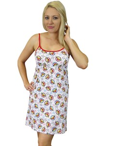 Wonder Woman Logo Nightgown