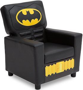 Upholstered Batman Kids Chair