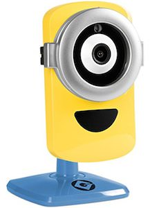 Despicable Me Minion Wi-Fi Camera