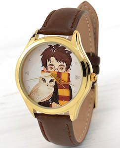 Harry Potter And Hedgwig Watch