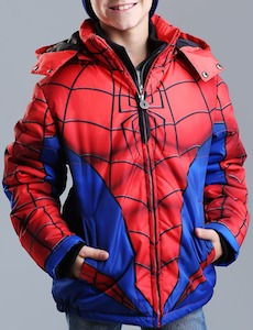 Kids Spider-Man Jacket