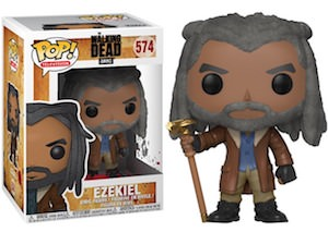 King Ezekiel Figurine