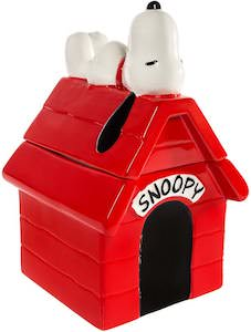 Snoopy Dog House Cookie Jar