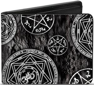 Supernatural Symbols Wallet