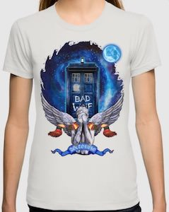 Doctor Who Memories T-Shirt