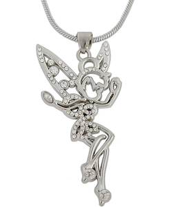 Tinker Bell Sparkling Necklace
