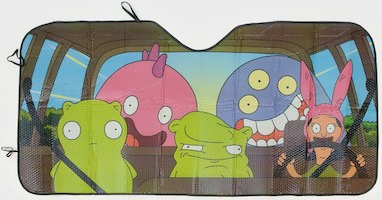Bob's Burgers Louise Car Sun Shade