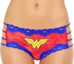 Lace Wonder Woman Panties