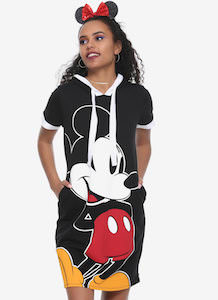 Mickey Mouse Hooded Dress