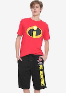 Mr. Incredible Pajama Set