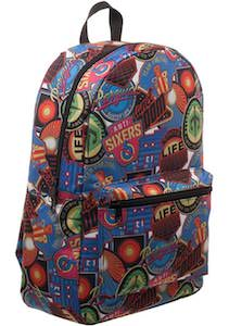 Ready Player One Patches Backpack