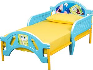 SpongeBob Kids Bed