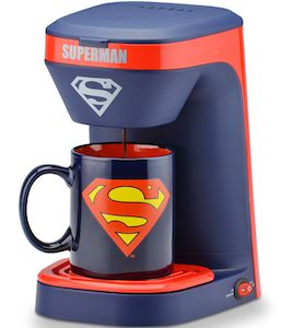 Superman Coffee Maker