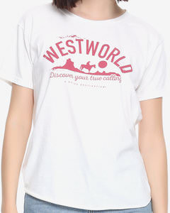 Westworld Discover Your True Calling T-Shirt