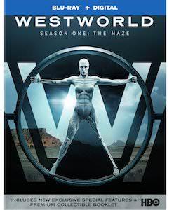 Westworld Season 1 Blu-ray