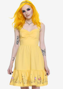 Women's Winnie The Pooh Dress
