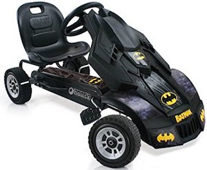Batman Pedal Car