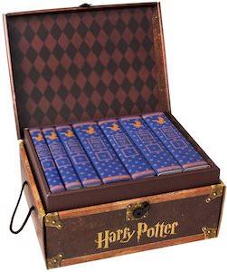 Harry Potter Trunk Set Books