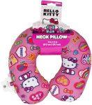 Hello Kitty Neck Travel Pillow