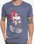 Hipster Mickey Mouse T-Shirt