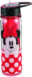 Disney Minnie Mouse Water Bottle